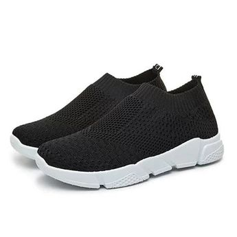 sports shoes 8d098 7c102 Casual Breathable Elastic Comfortable Sneakers