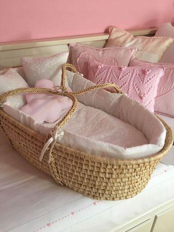 301206b2c Capazos para bebe recién nacido artesanales y completamente vestidos a tu  gusto. En Mimitos Home