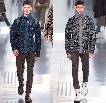 561eed1b565 Louis Vuitton 2015-2016 Fall Autumn Winter Mens Runway Catwalk Looks - Mode  à Paris