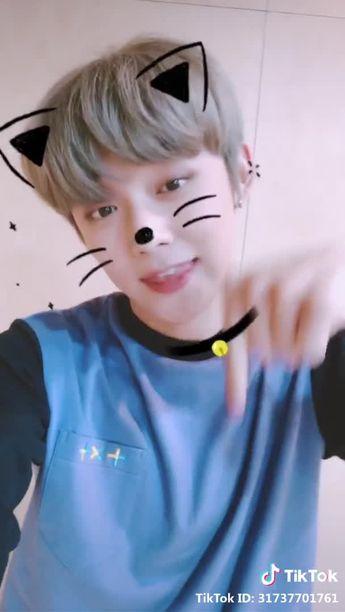 TXT Yeonjun Cat & Dog