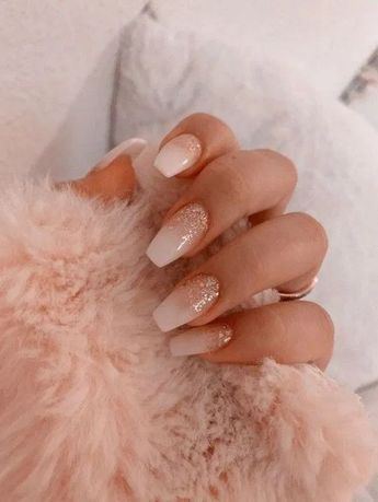 195 the best coffin nail & gel nail designs for summer  page 6