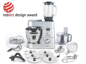 Die Beste Kuchenmaschine Kenwood Chef Sense Kvc5000t