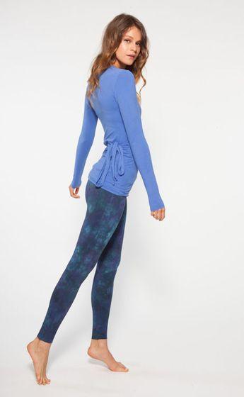 98b4146948380f Watercolor Nomad Legging by OmGirl #yoga #omgirl