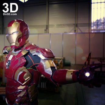 3D Printable Model: Batsuit Armor from Batman Beyond | Prin
