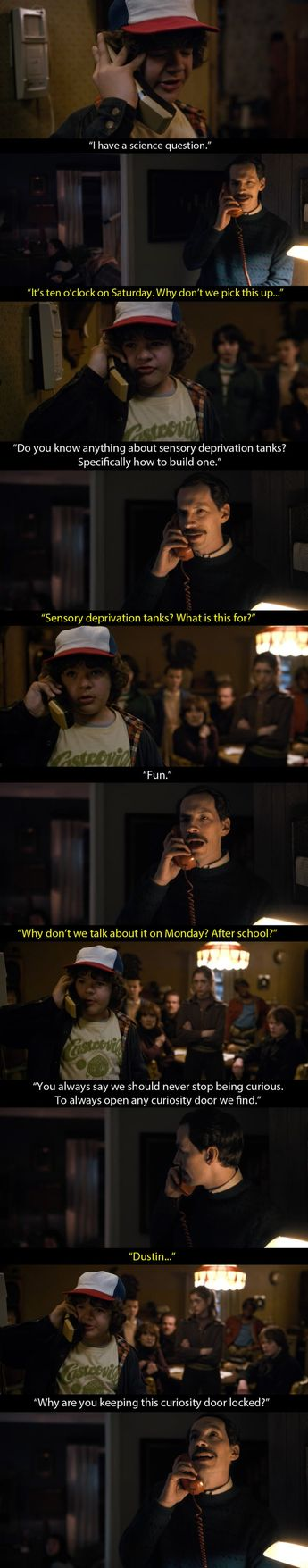 "Mr Clarke Is The Most Underrated Character In ""Stranger Things"""