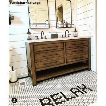 Metro Hex Tile Stencil - Stencil Your Floor With Trendy Tile Stencils