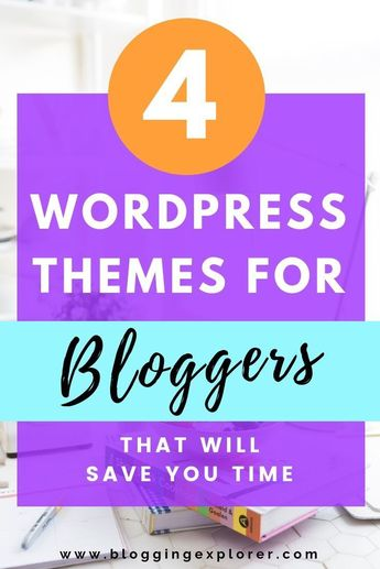 The Best WordPress Themes For Blogs 2019 (Free and Paid) - Blogging Explorer