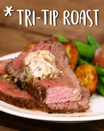 It's budget-friendly—but still perfect for entertaining. GET THE RECIPE: Tri-Tip Roast , Tri-Tip Roast oven, Tri-Tip Roast slow cooker, Tri-Tip Roast crock pot, Tri-Tip Roast sous vide, Tri-Tip Roast marinade , Tri-Tip Roast instapot, grilled