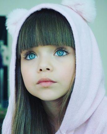 """6-Jährige ist das """"schönste Mädchen der Welt""""   erdbeerlounge.de"""