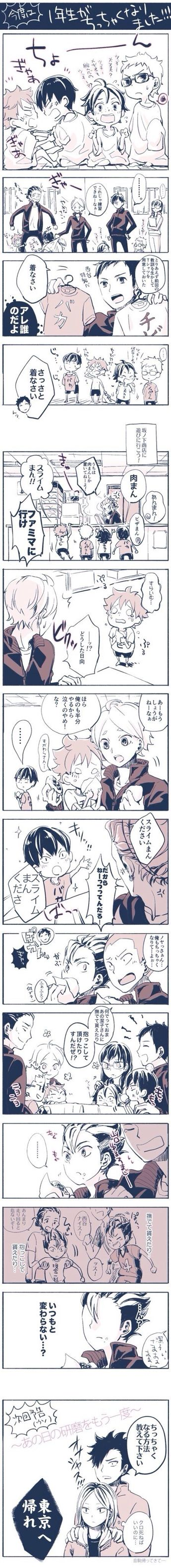 Best Ever Pixiv ハイキュー 小説 10000 Toyamegatsu