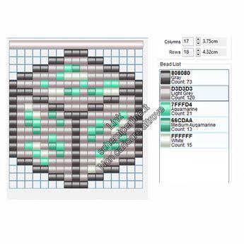 Steve Con Elmetto Di Diamante Disegni Pyssla Minecraft Picc
