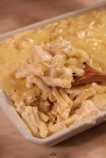 Gratin de macaronis - Recette de Paul Bocuse