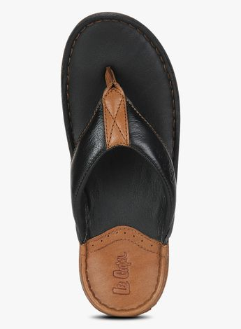 Buy Lee Cooper Black Slippers Online - 4169188 - Jabong