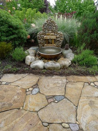 Pebble Mosaic Design Ideas 90