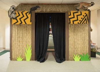 Entrance to the Assembly area (Base Camp)  at #CampKilimanjaro!