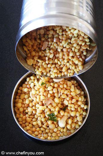 Kara Boondi Recipe | Savory snacks made using lightly spiced Chickpea flour (Gluten Free)  #diwali #deepavali