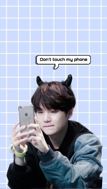 Recently Shared Dont Touch My Phone Wallpapers Kpop Ideas