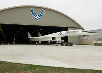 The New Home of the Most Exotic Bomber Ever Built Is Aerospace Heaven