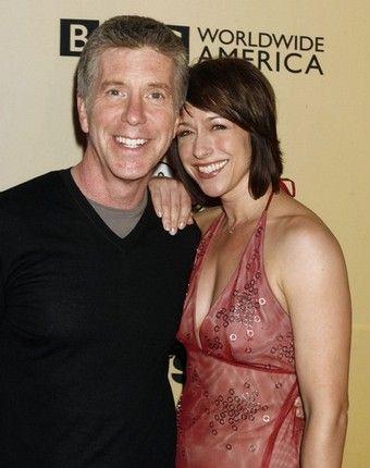 Tom & Lois Bergeron, married since 1982