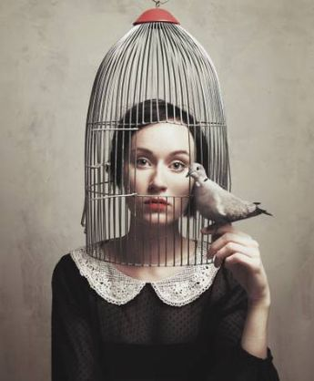 Subjective Freedom I Photography by Flora Borsi