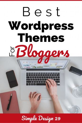 Best Wordpress Themes For Bloggers for great SEO, perfect design and wonderful aesthetic. #tipsforbloggers #BloggingTips #Wordpress #Wordpresstips #WordpressThemes #SimpleDesign29
