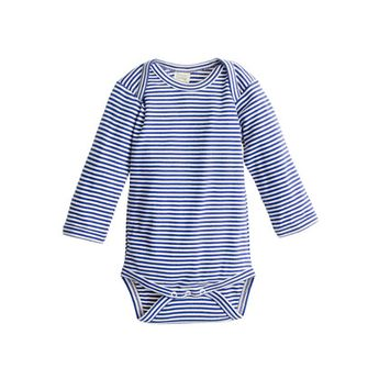Nature Baby® for J.Crew cotton one-piece. Simple, classic piece perfect for those babies who are sitting and crawling. Check out the matching booties and other colors!
