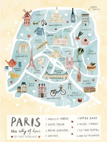 Roteiro em Paris 3 dias: atrações e dicas básicas