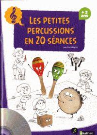 Les petites percussions en 20 séances (Broché)