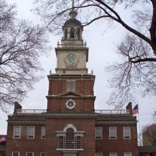 Independence Hall, Philadelphia, PA.  Was there in the 4th.  Field trip. Then for our 10th anniversary