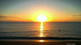 Live for today and make it so beautiful that it's worth remembering. Courtesy of Sunrises with Mary Jane