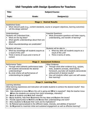 Know what you need to teach, but unsure how to deliver? Use this template to help you get started.