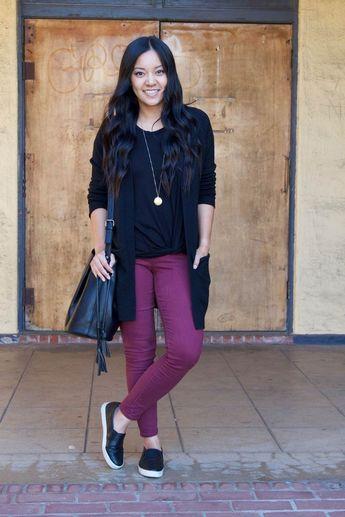 4 Ways to Wear a Black Cardigan