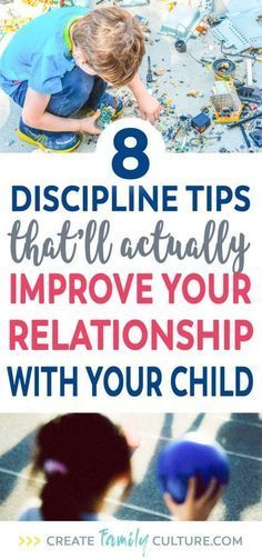 How to Discipline Your Child Without Damaging Your Relationship