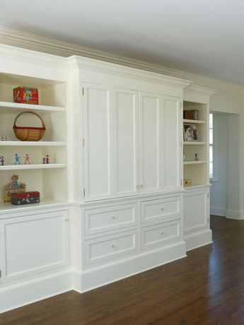 In Search of: Built-in cabinets for the master bedroom