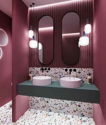 40 Bathroom Interiors Trending This Winter