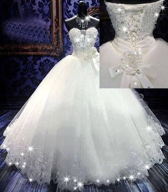 Awesome Ball Gown wedding Dress