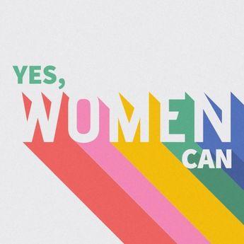 women can.