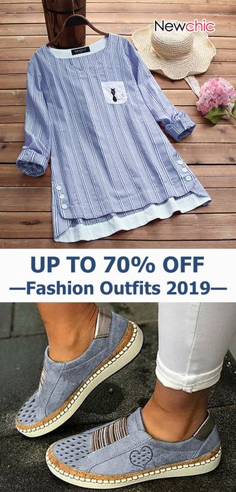 Up to 70% OFF #Vintage #Casual #Fashion Outfits #Blouse #Shoes #Boot #Flatshoes