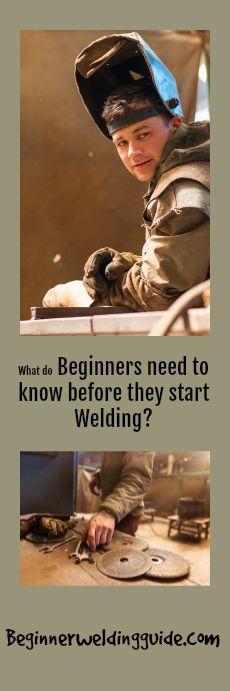 Tips and tricks for beginner welders!