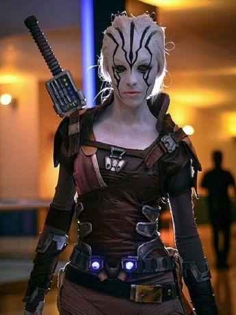 Jaylah Star Trek Costume Vest