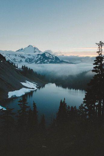 Mt Baker by Mason Strehl