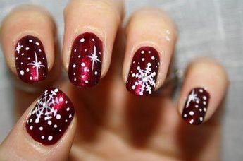 Des ongles aux couleurs de Noël                                                                                                                                                                                 Plus