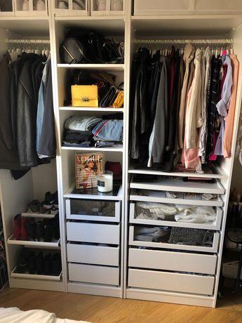 Mon Dressing Ouvert IKEA PAX !