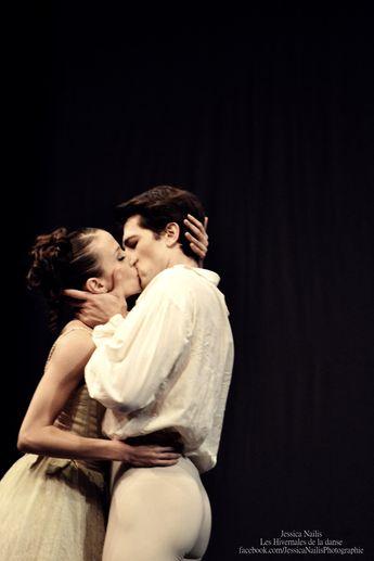 Ludmila Pagliero and Mathieu Ganio Manon, chor: K. MacMillan Credit: Les Hivernales de la Danse