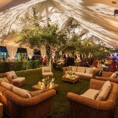 11 Tent Weddings that Will Make You Want to Ditch Your Indoor Venue