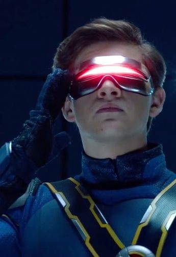 Scott Summers | Cyclops (Tye Sheridan in X-Men: Apocalypse, 2016)