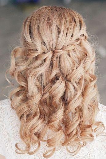 Hochzeit Frisuren Für Langes Haar Boho Frisuren Hochzeit