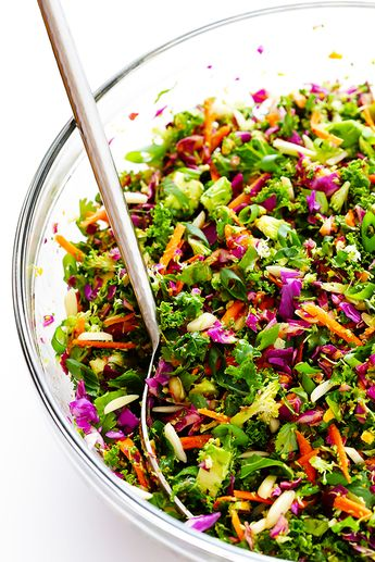 Seriously Delicious Detox Salad