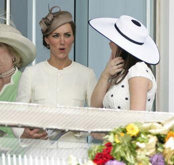 Catherine, Duchess of Cambridge and Princess Eugenie