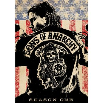 Sons of Anarchy: Season One [4 Discs]